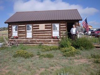 Bill & Libby Jefferson, Robinson Cabin Hosts