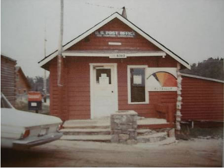 Red Feather Lakes Post Office