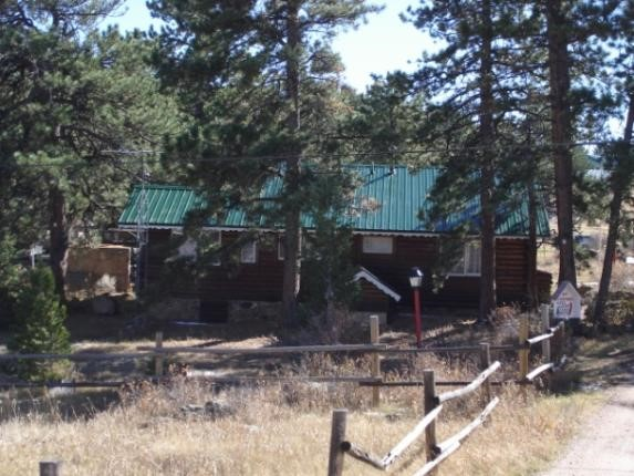 Sanky Cabin and Site