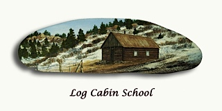 Log Cabin School