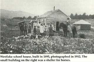 Westlake School House Photo