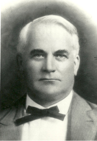 Lewis Clark Moore, Fort Collins banker and leader in Irrigation projects that benefited Red Feather Lakes