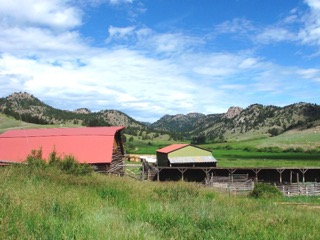 Valley View of the Ranch