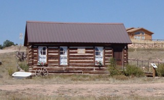 Robinson Cabin
